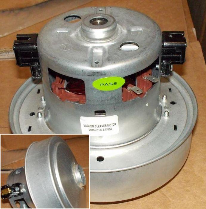 Мотор пылесоса Самсунг 1400w h=119 Объявление в разделе Бытовая IA13