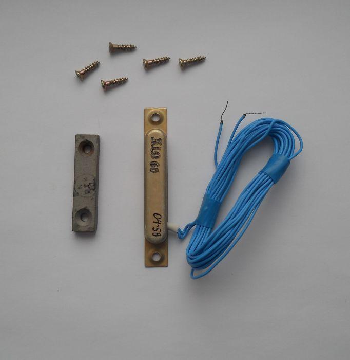 Беспроводной магнитоконтактный датчик