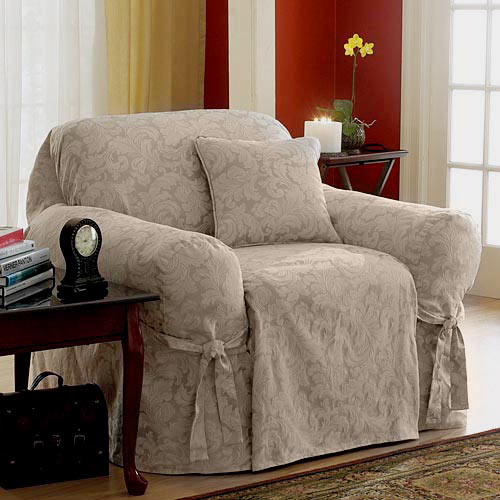 Чехлы на кресла для мягкой мебели
